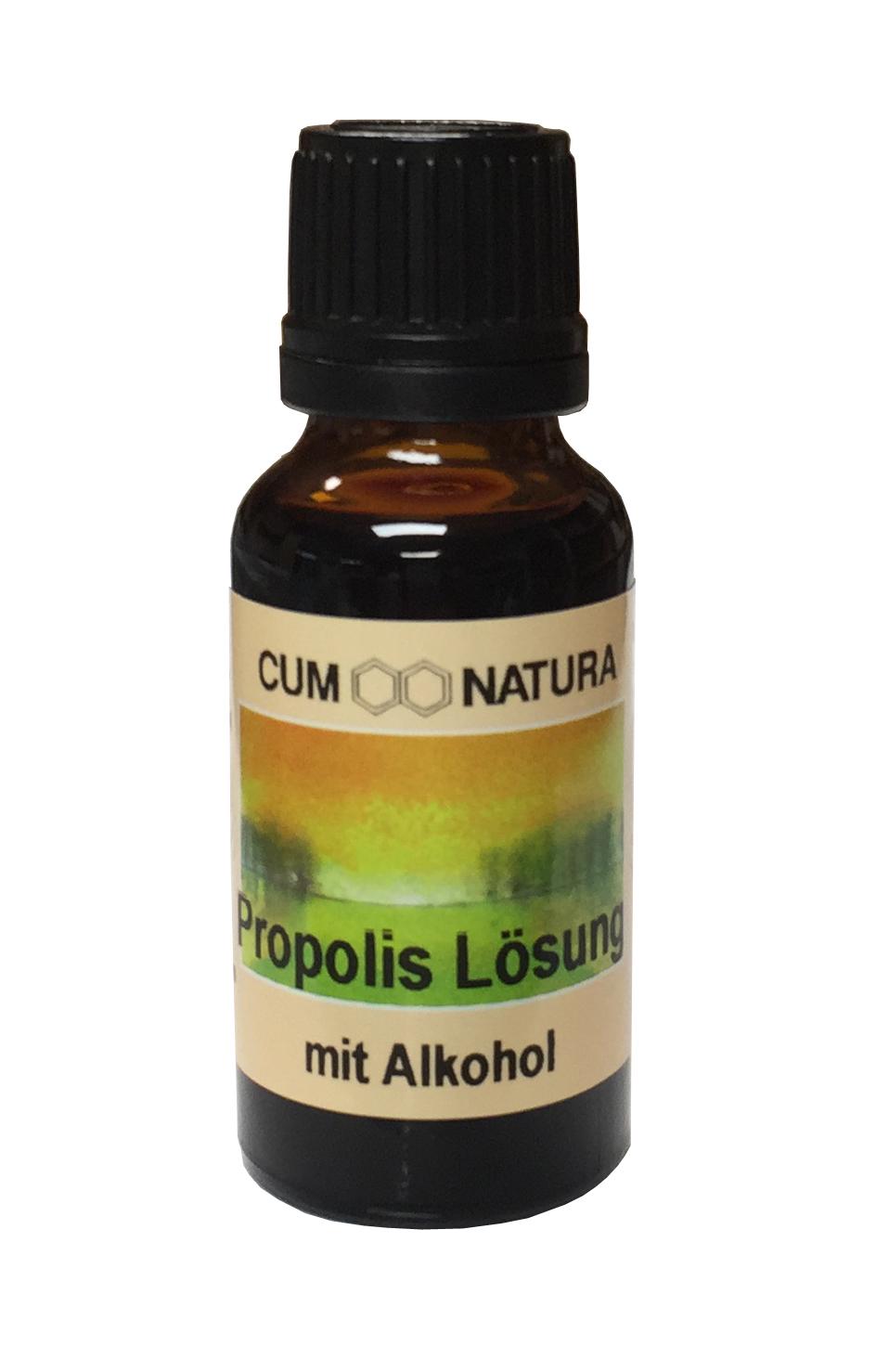 Propolis Lösung mit Alkohol 20 ml