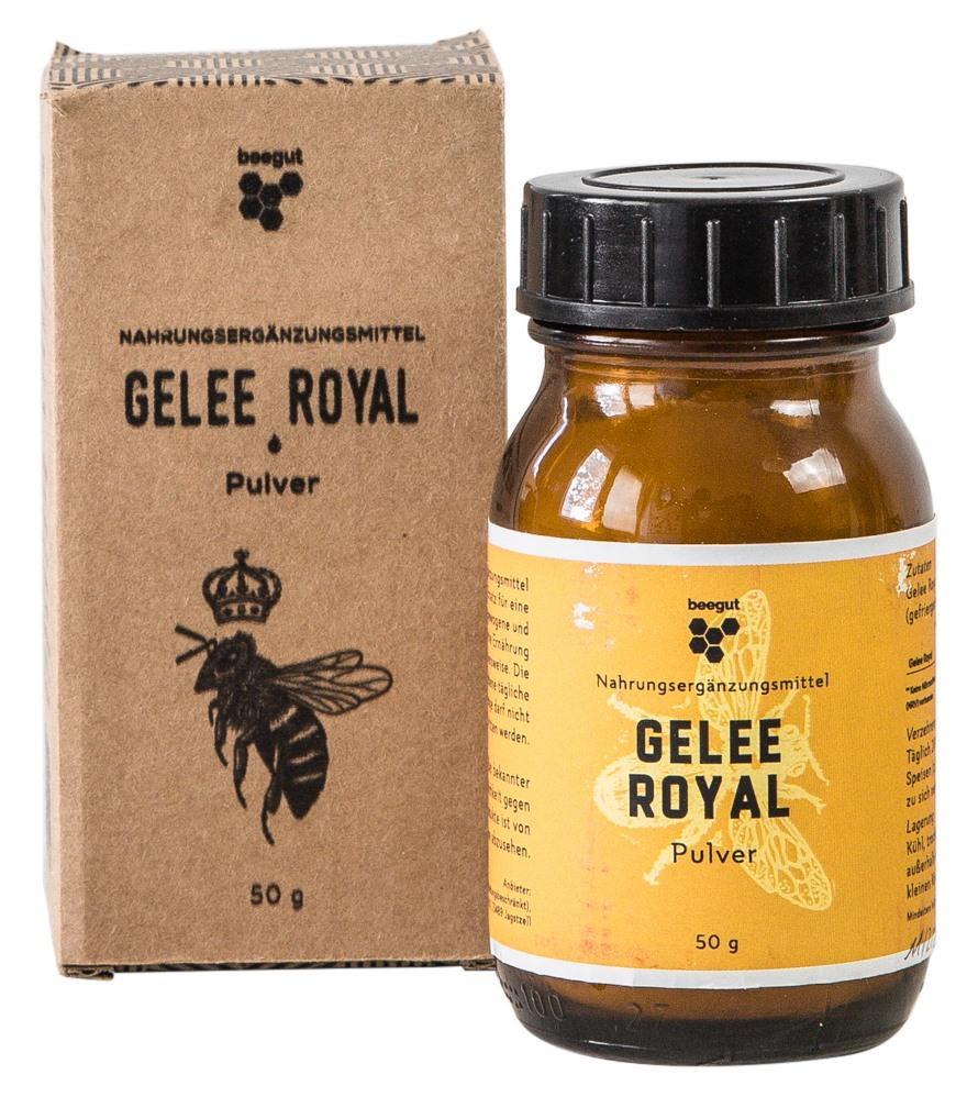 Gelee Royal Pulver 50 g