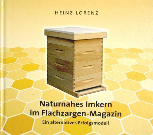 Naturnahes Imkern im Flachzargen-Magazin