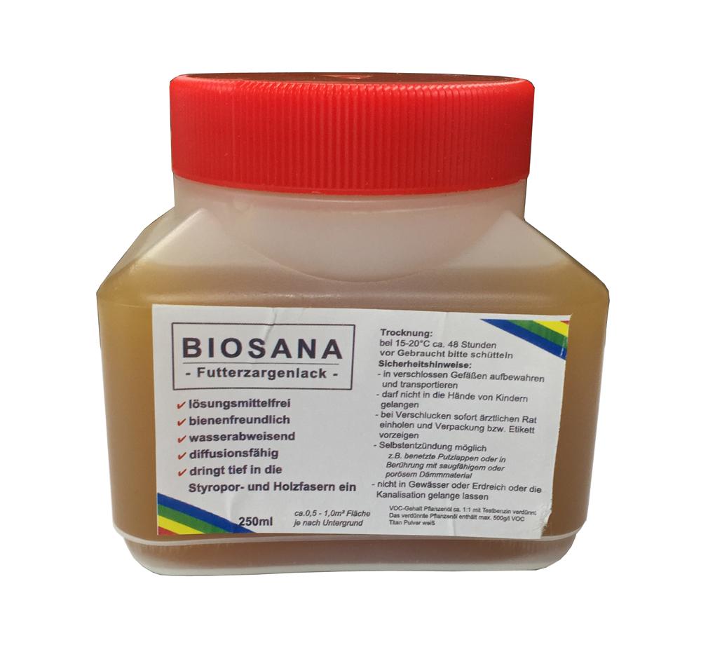 Futterzargenlack 250 ml