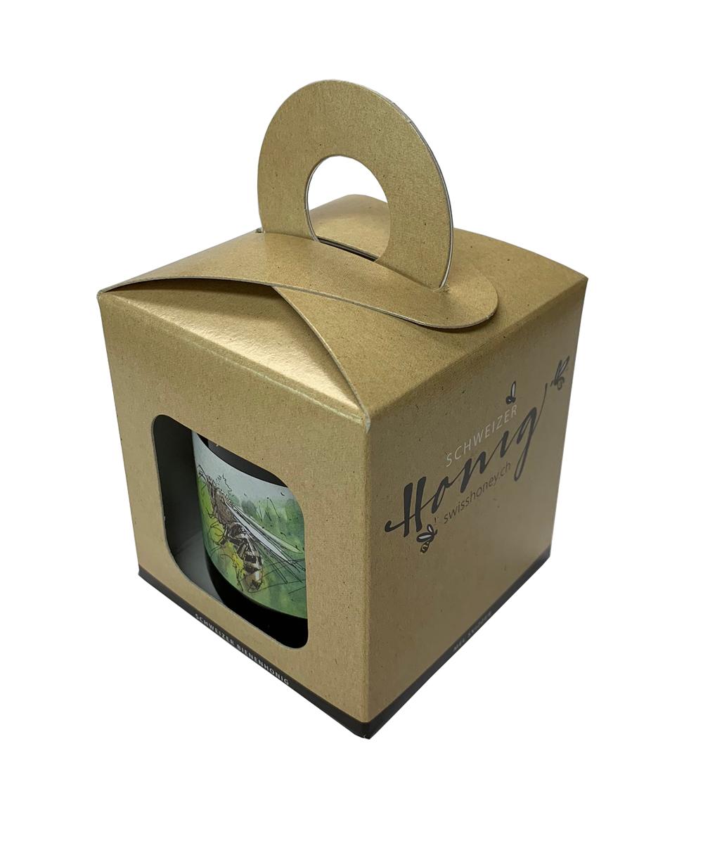 Geschenkpackung Natur/Schwarz 1 x 500 g