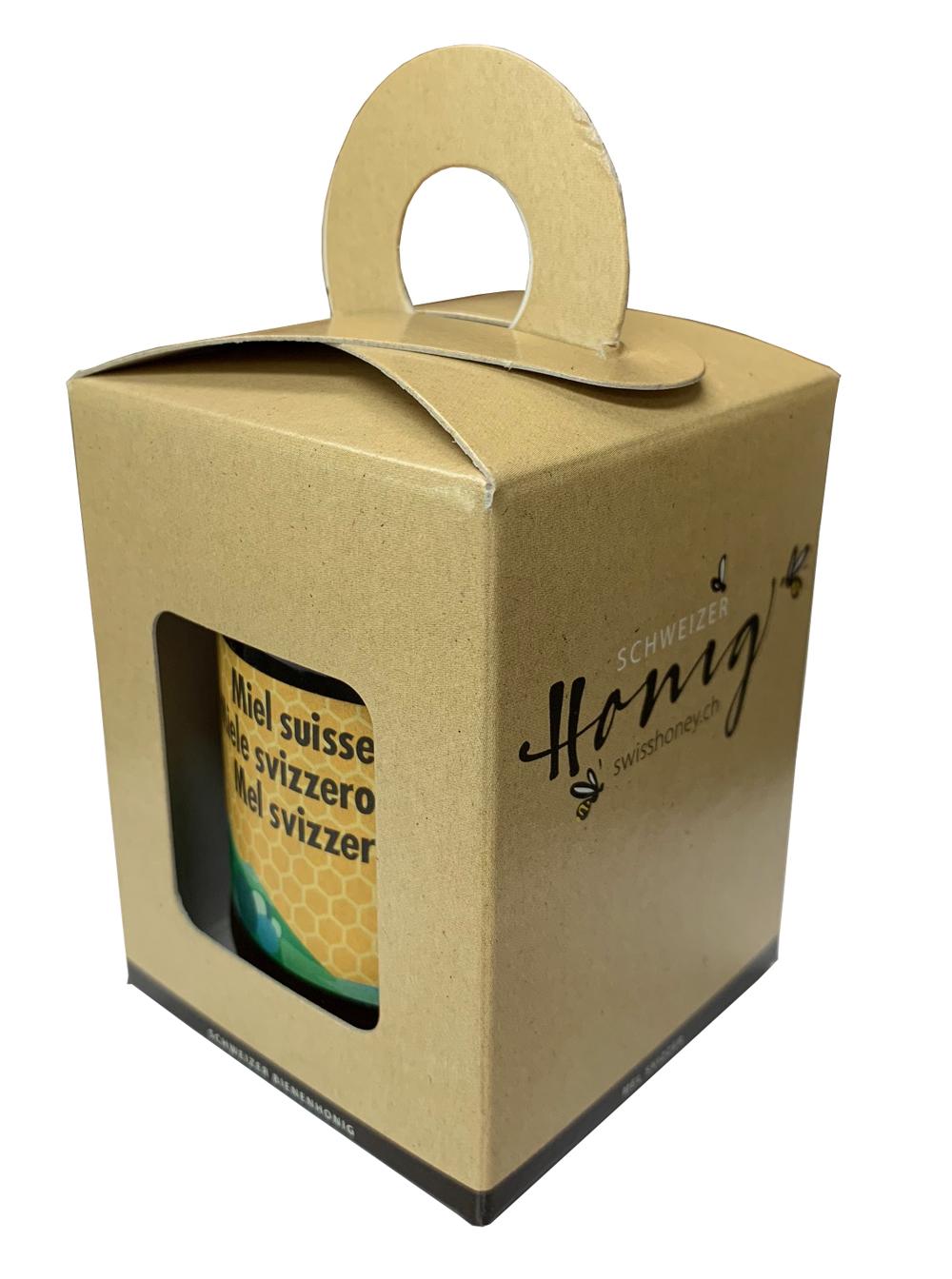 Geschenkpackung Natur/Schwarz 1 x 250 g