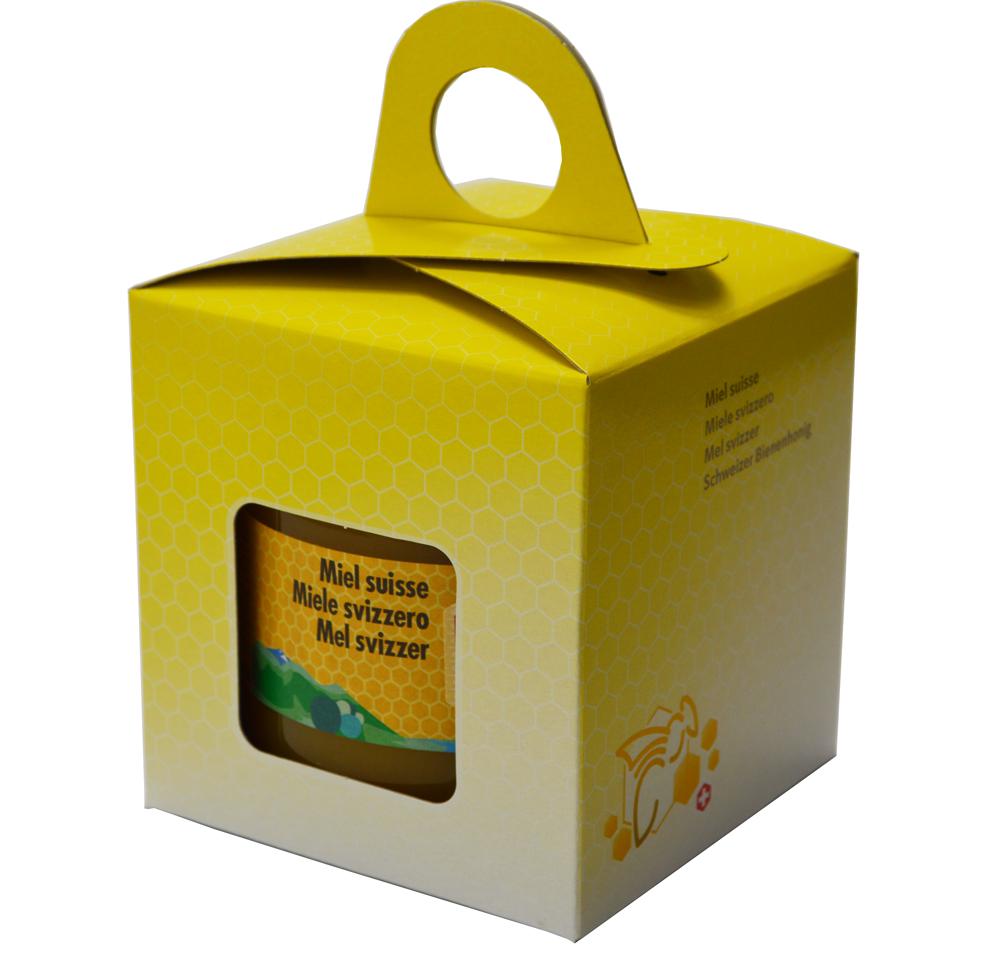 Geschenkpackung Gelb/Biene 1 x 1000 g