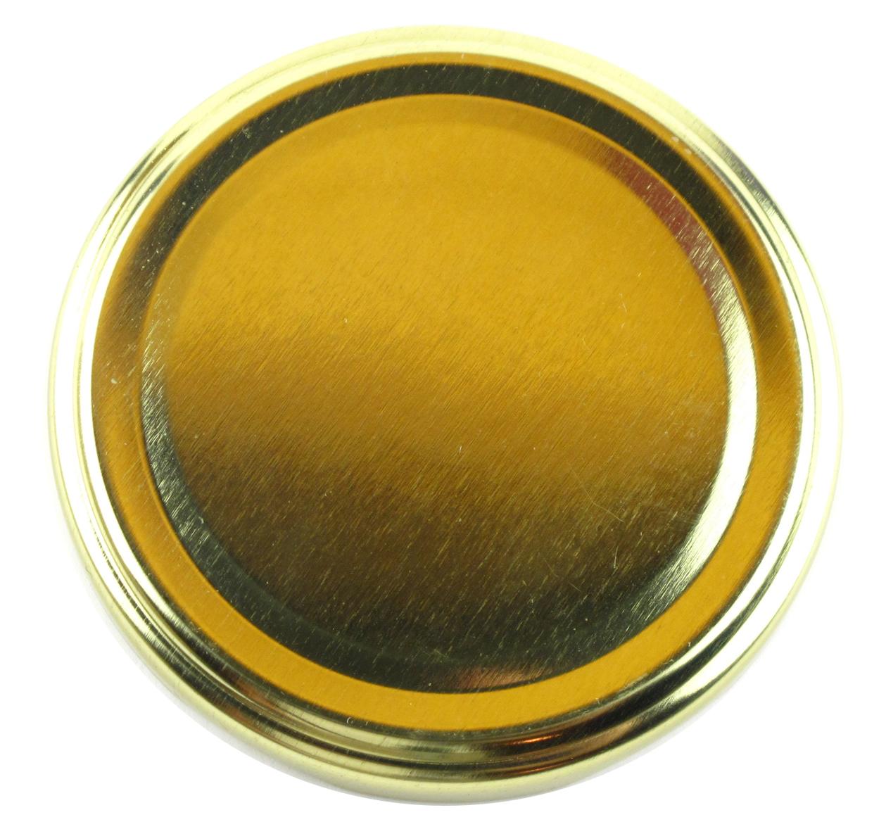 Honigglasdeckel Gold 82 mm
