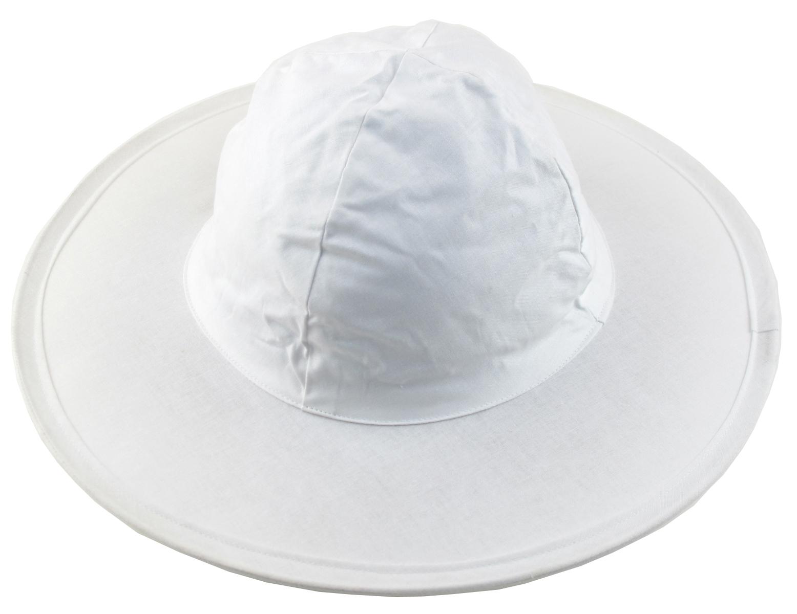 Chapeau d'apiculteur, blanc