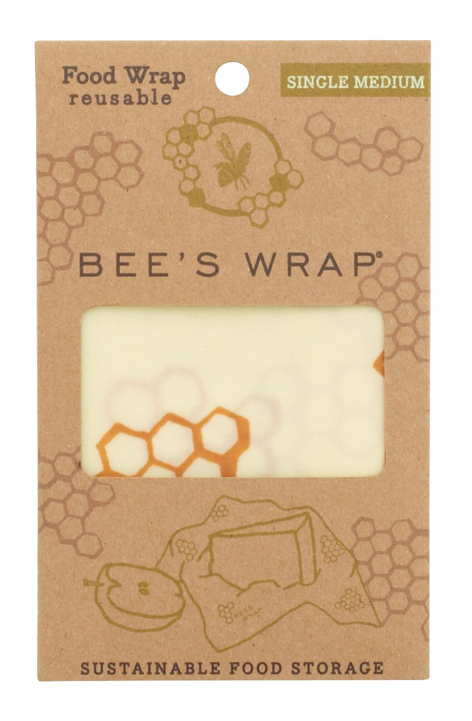 Bienenwachstuch SINGLE Medium