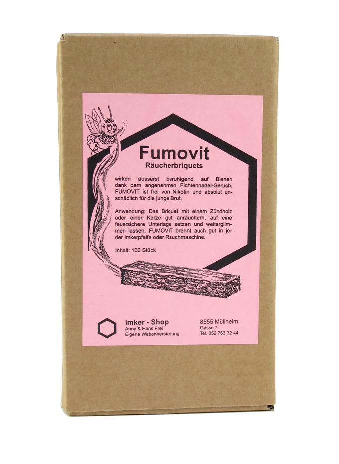 Fumovit - Räucherstäbchen 100 Stk