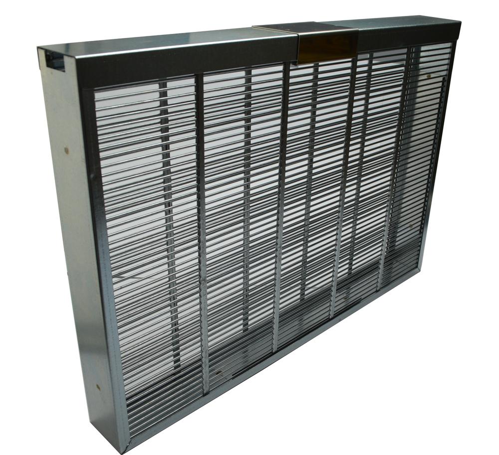 Cage d'isolation en grille à reine Dadant Blatt