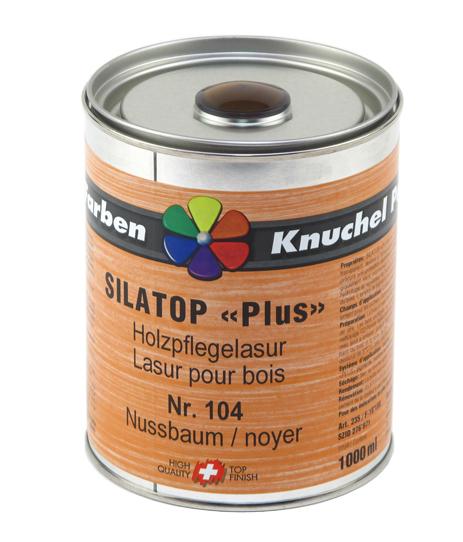 Silatop Holzschutzlasur 1 kg
