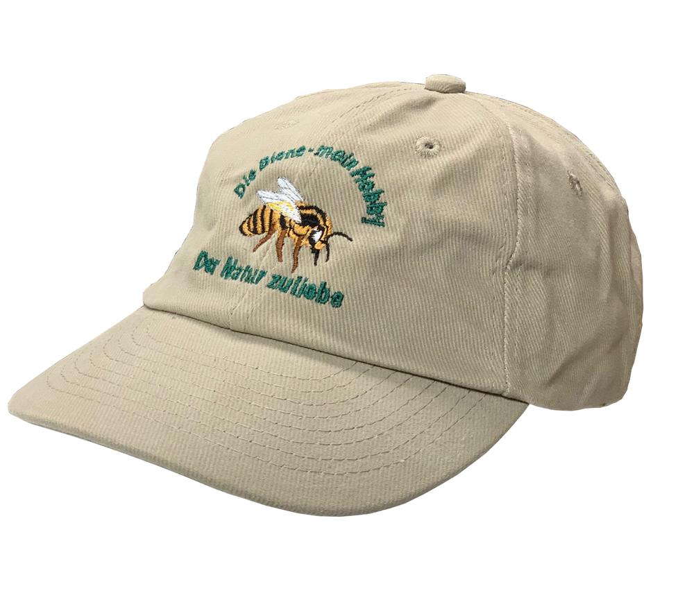 Mütze in Beige