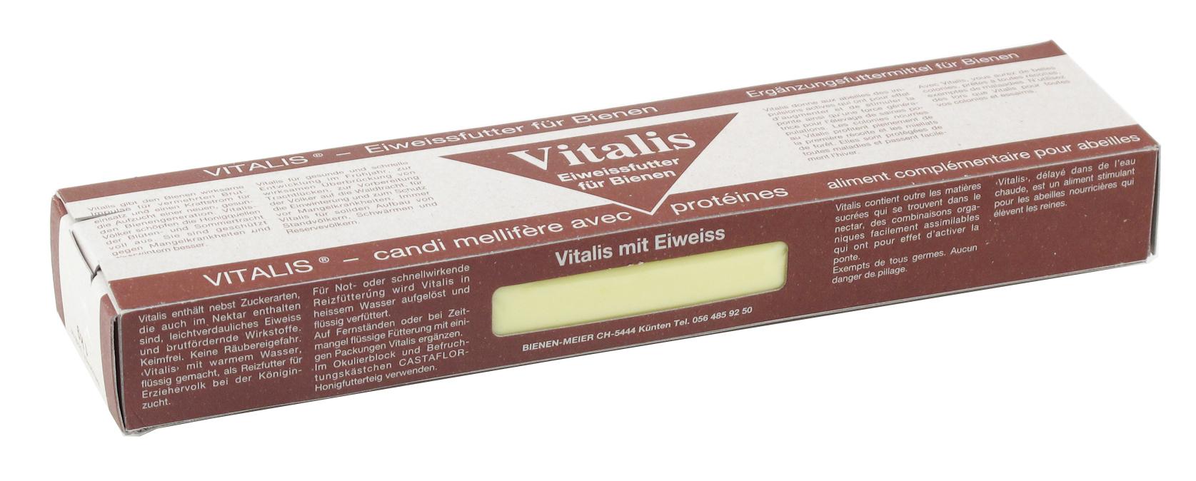 Futterteig VITALIS für CH-Kasten