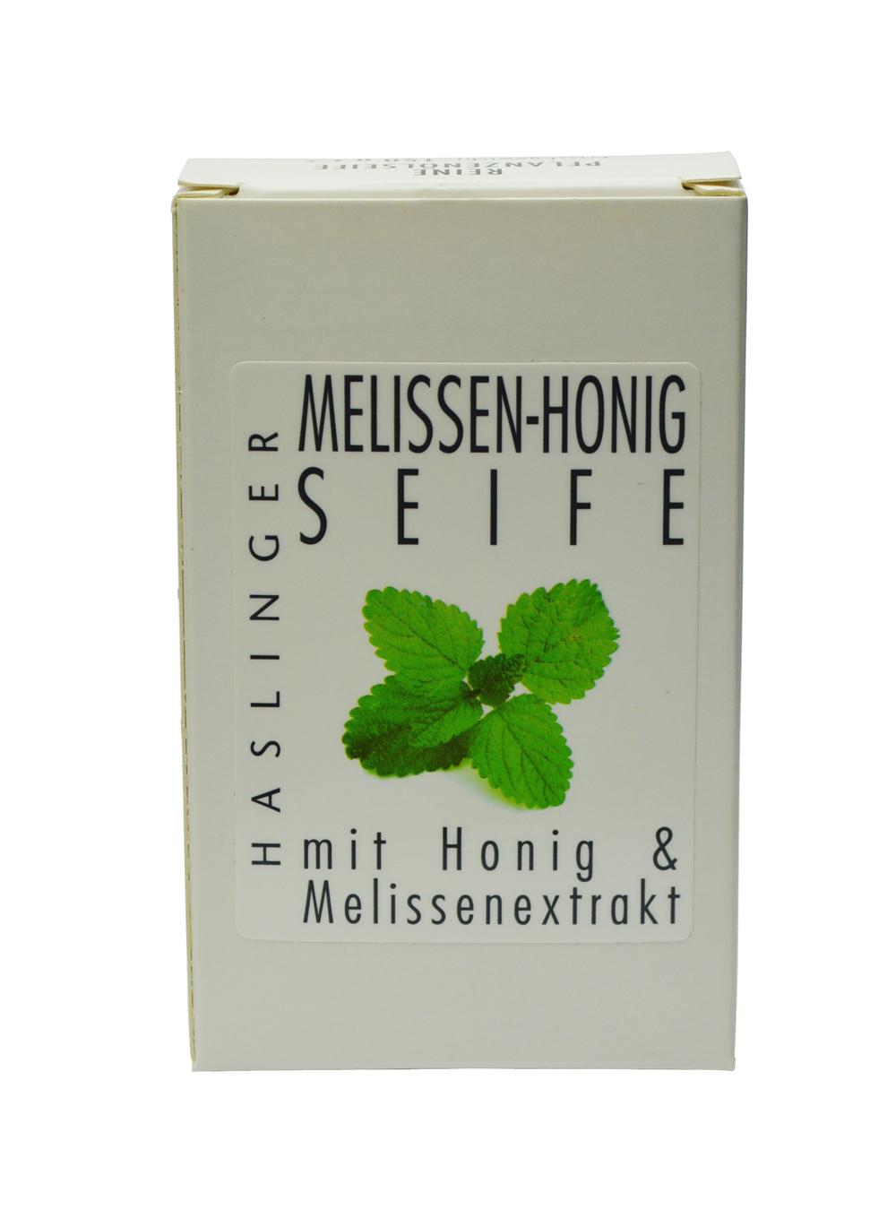 Haslinger Melissen-Honig Seife