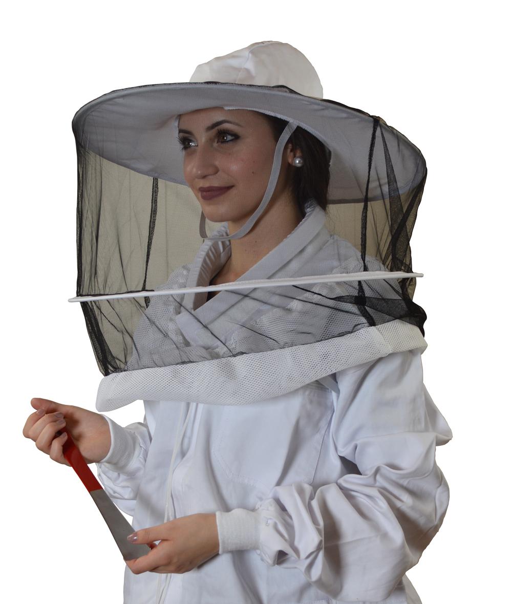 Voile d'apiculteur avec ouverture rapide
