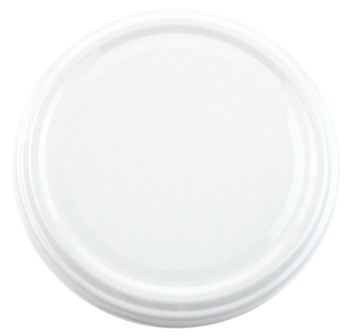 Honigglasdeckel Weiss 82 mm