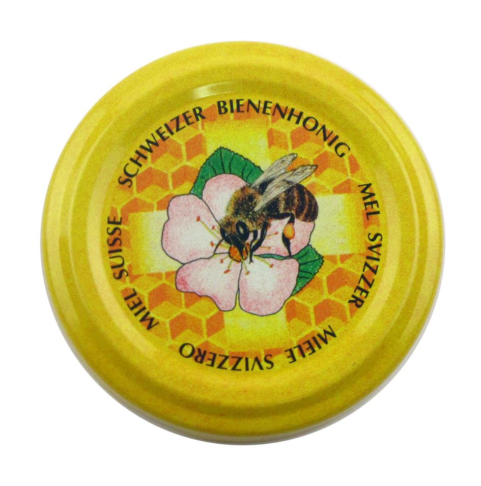 VSI  Honigglasdeckel Blüte 53 mm
