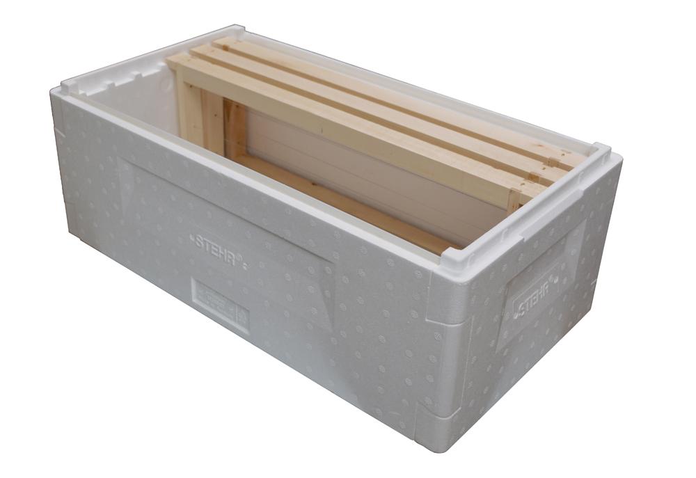 Flachzarge für Stehr Ablegerkasten