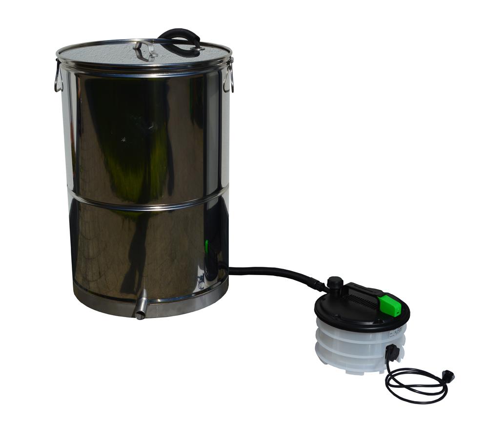 Chaudiere Inox avec generateur vapeur
