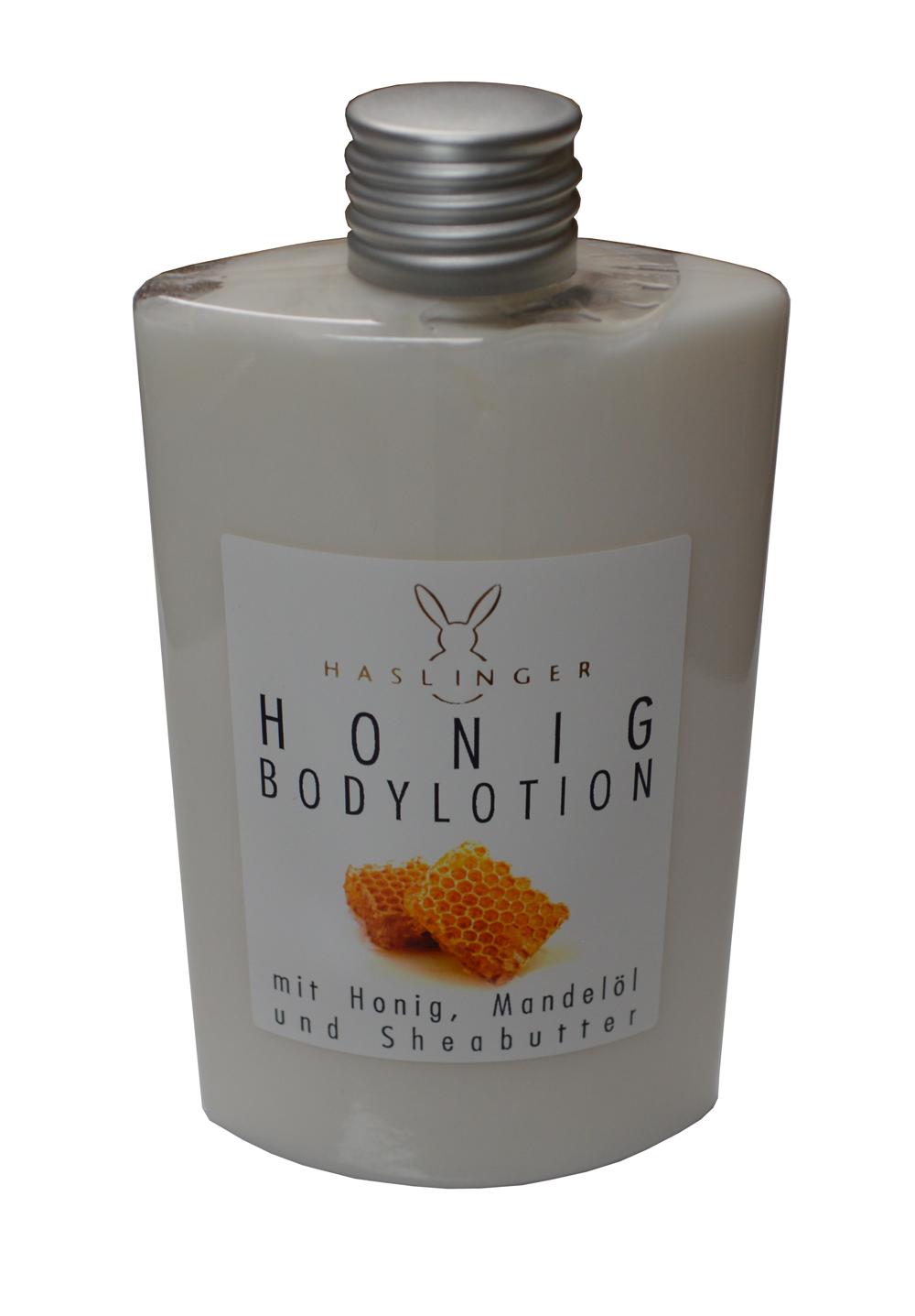 Haslinger Honig Körpermilch 200 ml